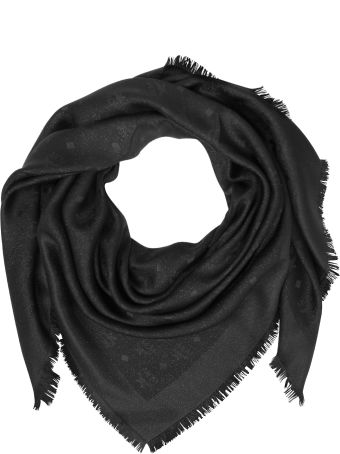 MCM Monogram New Luxury Square Scarf