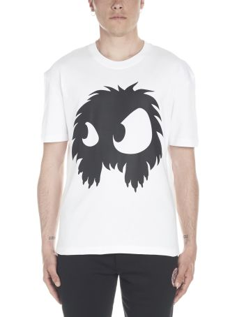 McQ Alexander McQueen 'dropped' T-shirt