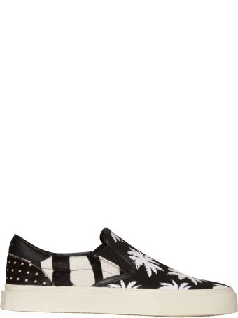 AMIRI Sneakers Without Laces With Print In Multicolor