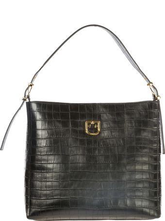 Furla  Leather Shoulder Bag Belvedere
