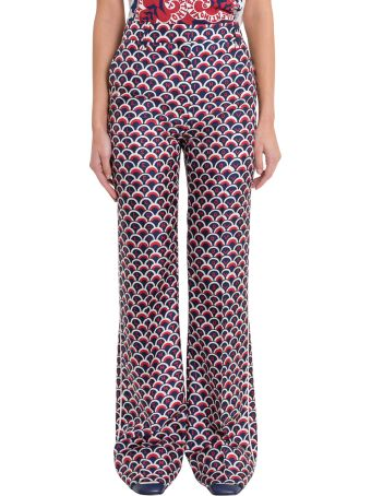 Valentino All-over Lettering Pijama Pant