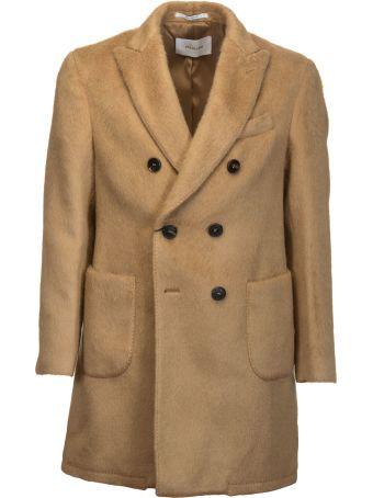 Aglini Double Breasted Coat