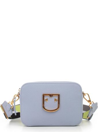 Furla Logo Plaque Cross Body Bag