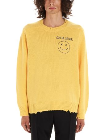 Riccardo Comi 'out Of Office' Sweater
