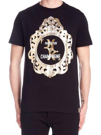 Billionaire 'press For Champagne' T-shirt
