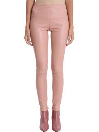DROMe Skinny Leather Leggings