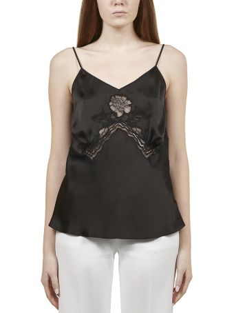 Paco Rabanne Lace Insert Top