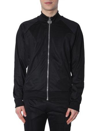 GCDS Zip-up Sweatshirt