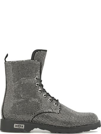 Cult Zeppelin Mid 2688 Army Boot