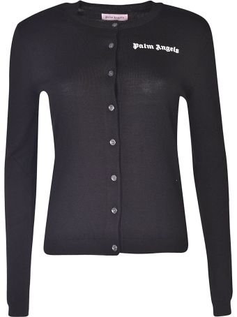 Palm Angels Buttoned Cardigan