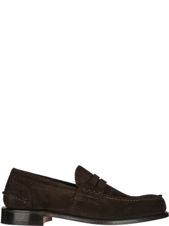 Church's  Suede Loafers Moccasins Pembrey