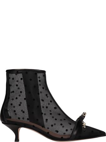 RED Valentino Black Bootie