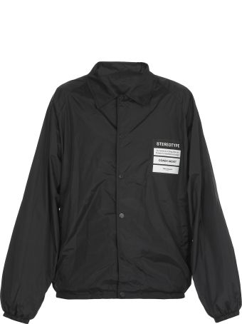 Maison Margiela Jacket Tech Fabric