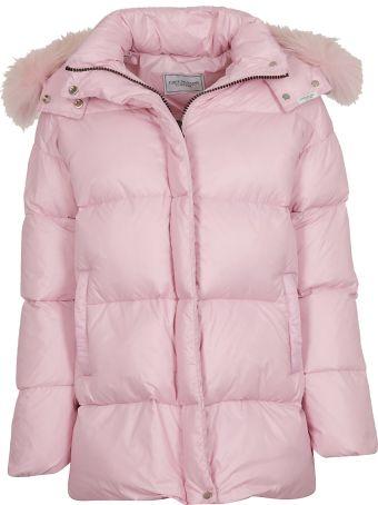 Forte Couture Forte Dei Marmi Couture Fur Trimming Jacket