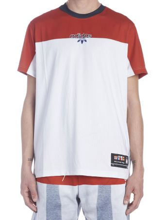 Adidas Originals by Alexander Wang 'photocopy' T-shirt