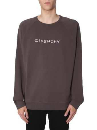 Givenchy Sweatshirt With Embroidered Logo