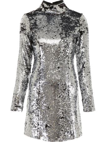 In The Mood For Love Sequins Cassandra Mini Dress