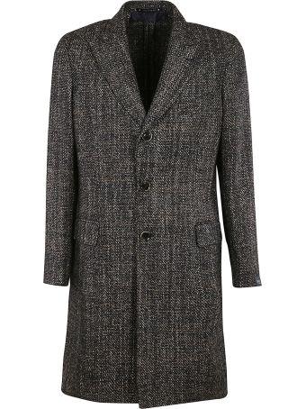 Bagnoli Single Breasted Coat