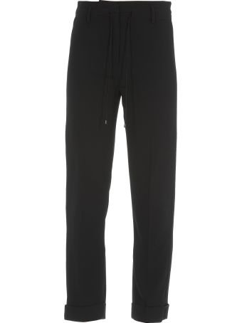 Kenzo Cropped Trousers