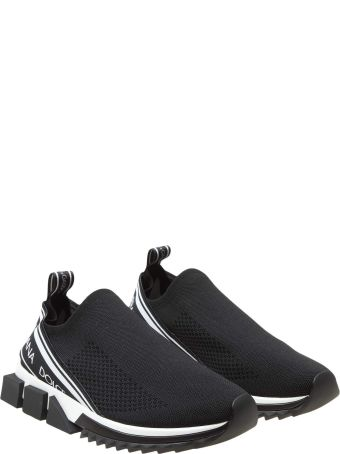 Dolce & Gabbana Sorrento Sneakers Color Black
