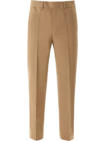 CC Collection Corneliani Trousers With Drawstring
