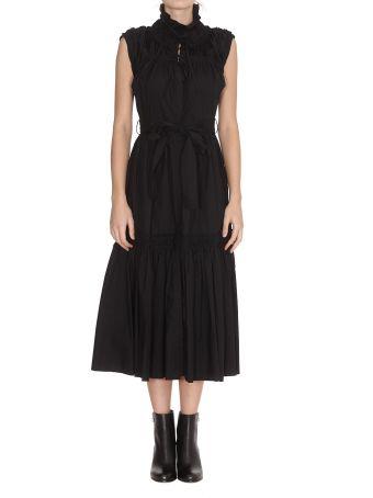 Proenza Schouler Long Cotton Dress