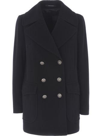Tagliatore Diva Double Breasted Coat