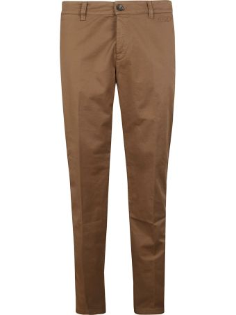 Kenzo Classic Straight Trousers