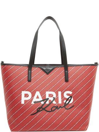 Karl Lagerfeld 'paris' Bag