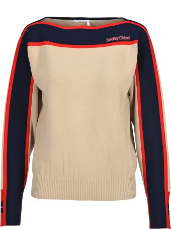 See by Chloé See By Chloe' Round Neck