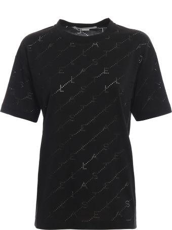 Stella McCartney Devore Monogram T-shirt