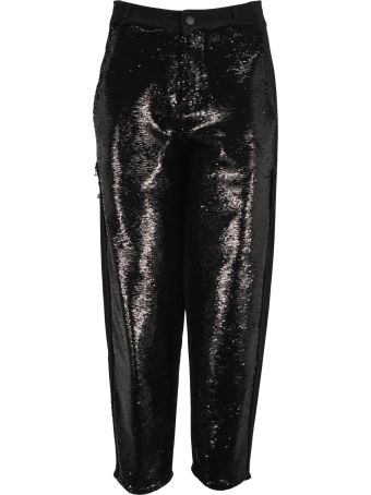 Philosophy di Lorenzo Serafini Philosophy Sequin Trousers