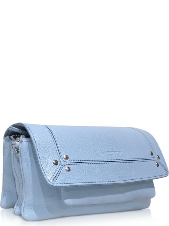 Jerome Dreyfuss Charly Small Leather Shoulder Bag
