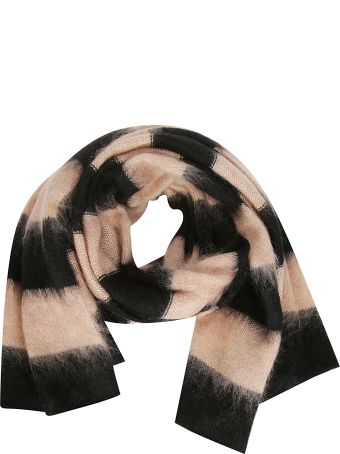 T by Alexander Wang Striped Scarf