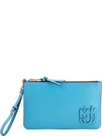 Miu Miu Leather Pouch