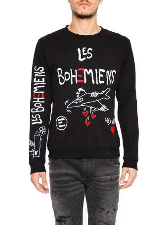 Les Bohémiens Peace Heart Sweatshirt