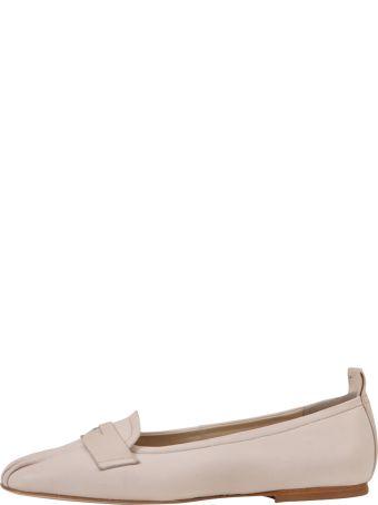 Anna Baiguera Soft Loafers Light Pink