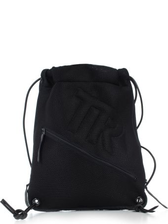 Trippen Embroidered Backpack