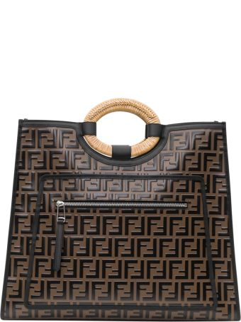 Fendi Runway Shopping Bag