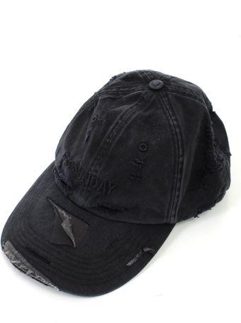 VETEMENTS Distressed Cap