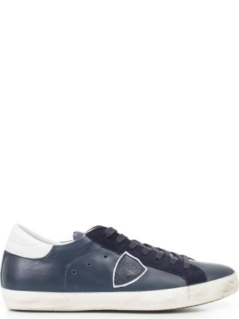 Philippe Model Logo Sneakers