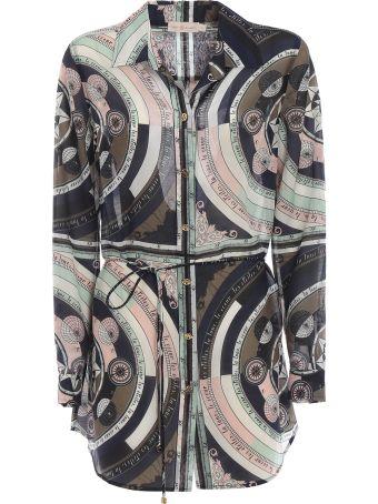 Tory Burch Brigitte Constellation Tunic Shirt