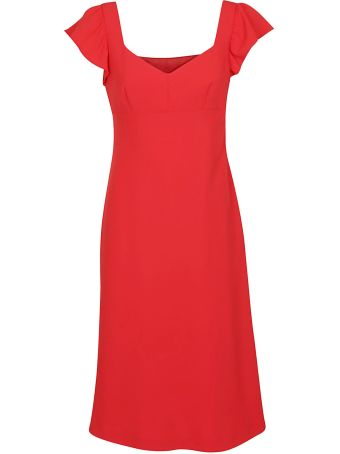 Boutique Moschino Classic Fitted Dress