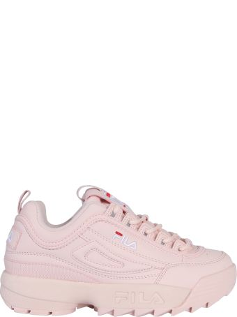 Fila Low Disruptor Sneakers