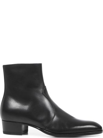 Saint Laurent Wyatt Boots