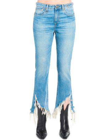 R13 'mason' Jeans