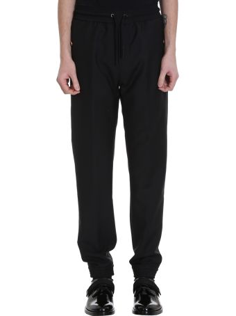 Givenchy Black Wool Pants
