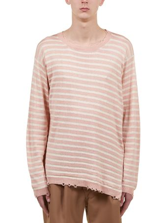 Maison Flaneur Striped Sweater