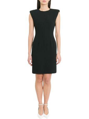 Dries Van Noten Short Dress With Padded Shoulders