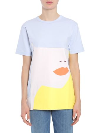 Carven Oversize Fit T-shirt